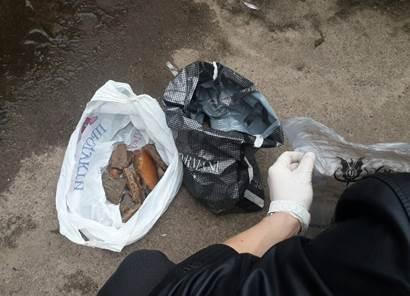 На Житомирщине перехватили партию отборного янтаря на 4 миллиона, опубликованы фото