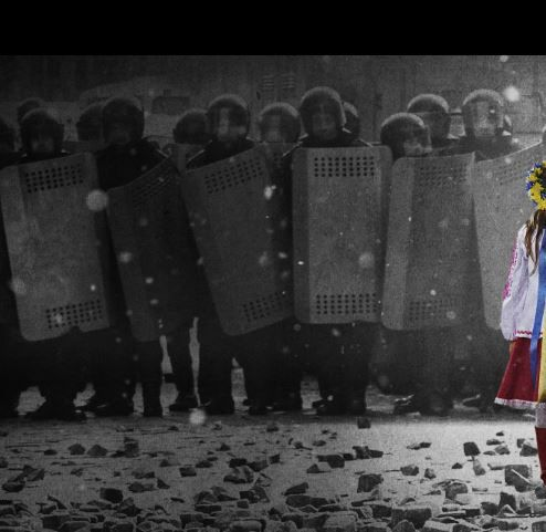 Протестующие в Гонконге решили перенять опыт Майдана
