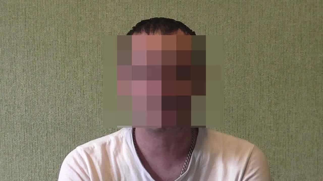 На Донбассе поймали боевика из банды «Призрак»