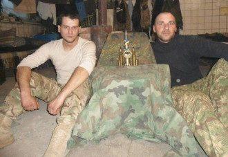 Александр Филипчук (слева)