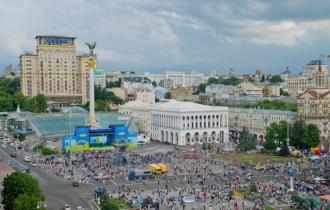 День Киева 2020 и карантин в Украине - кто кого