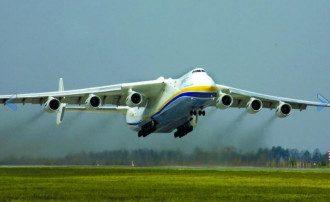 самолет, ан-225, Мрия