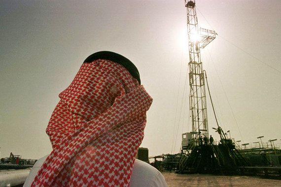нафта, саудити