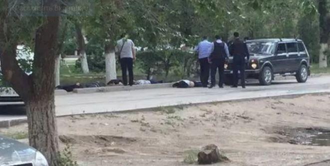 Погибшие при теракте в Актобе