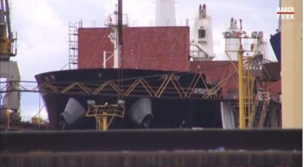 Тела украинцев нашли на борту корабля.