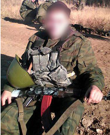 Экс-боевик ДНР
