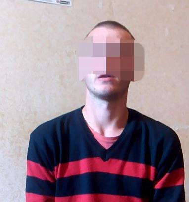 Бывший боевик ДНР