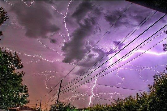 Погода в Украине - В Украине из-за циклона будет непогода, предупредила синоптик