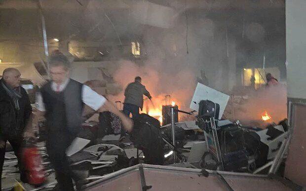 Теракт в аэропорту унес жизни 44 человек
