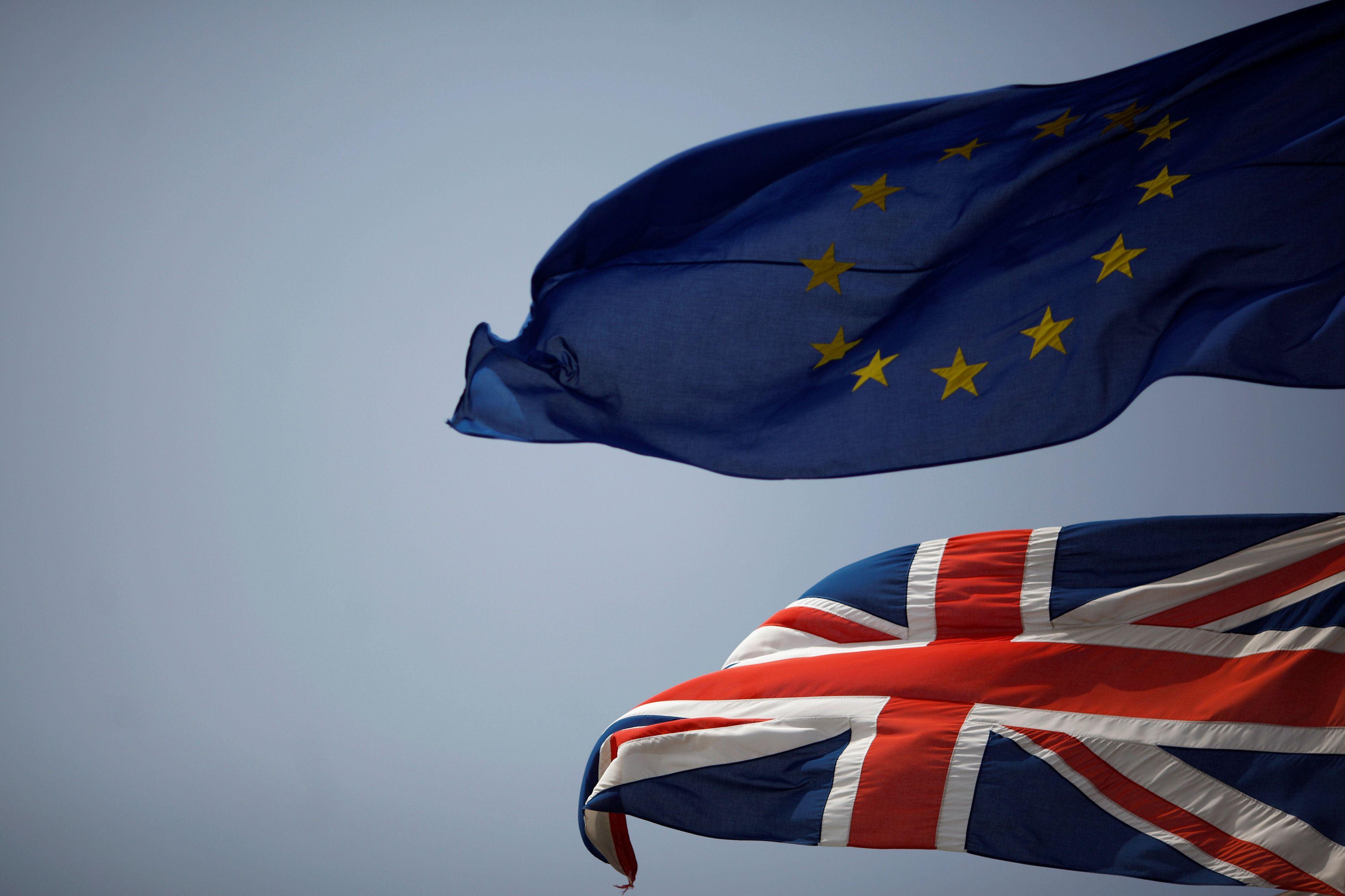 Великобритания проголосовала за выход из Евросоюза,