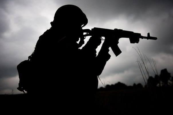 Бойцы АТО уничтожили опорник российских оккупантов