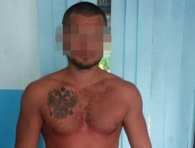 СБУ поймала боевика из банды