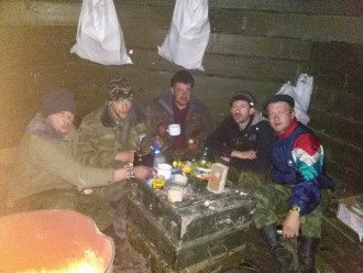 "У ""морпехов"" ДНР процветает алкоголизм"