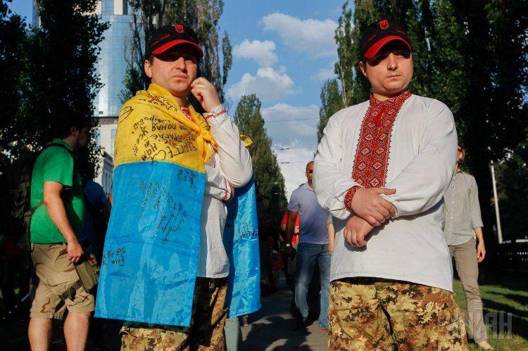 Патріоти вимагають знести пам'ятник Миколі Щорсу