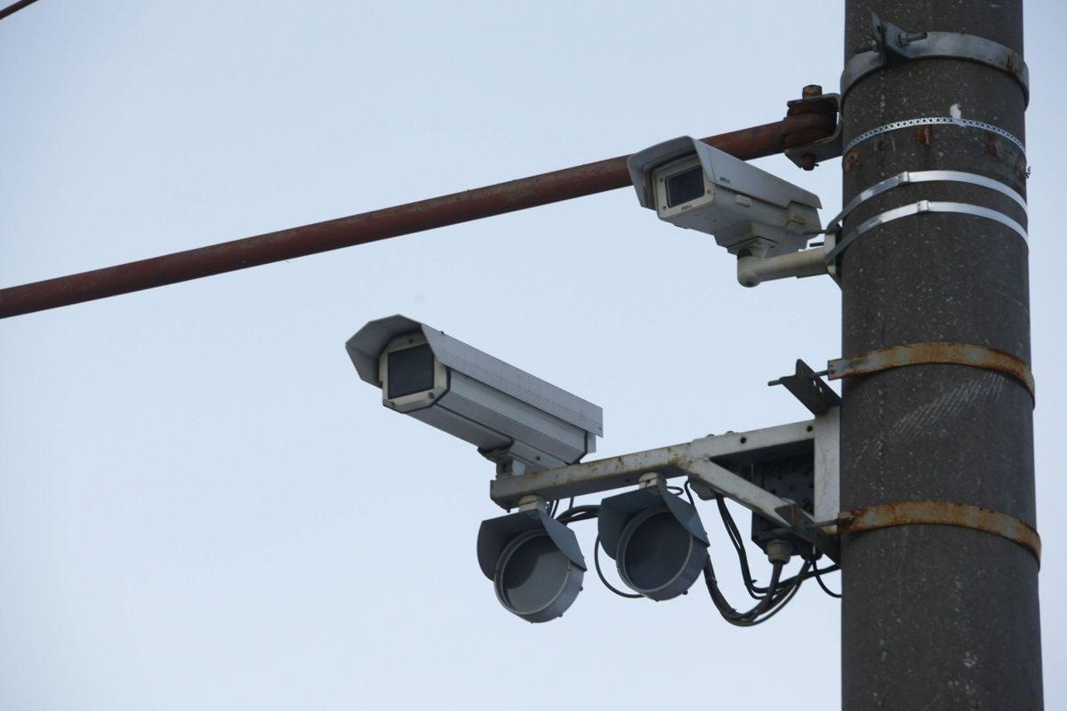 Камеры видеофиксации ПДД