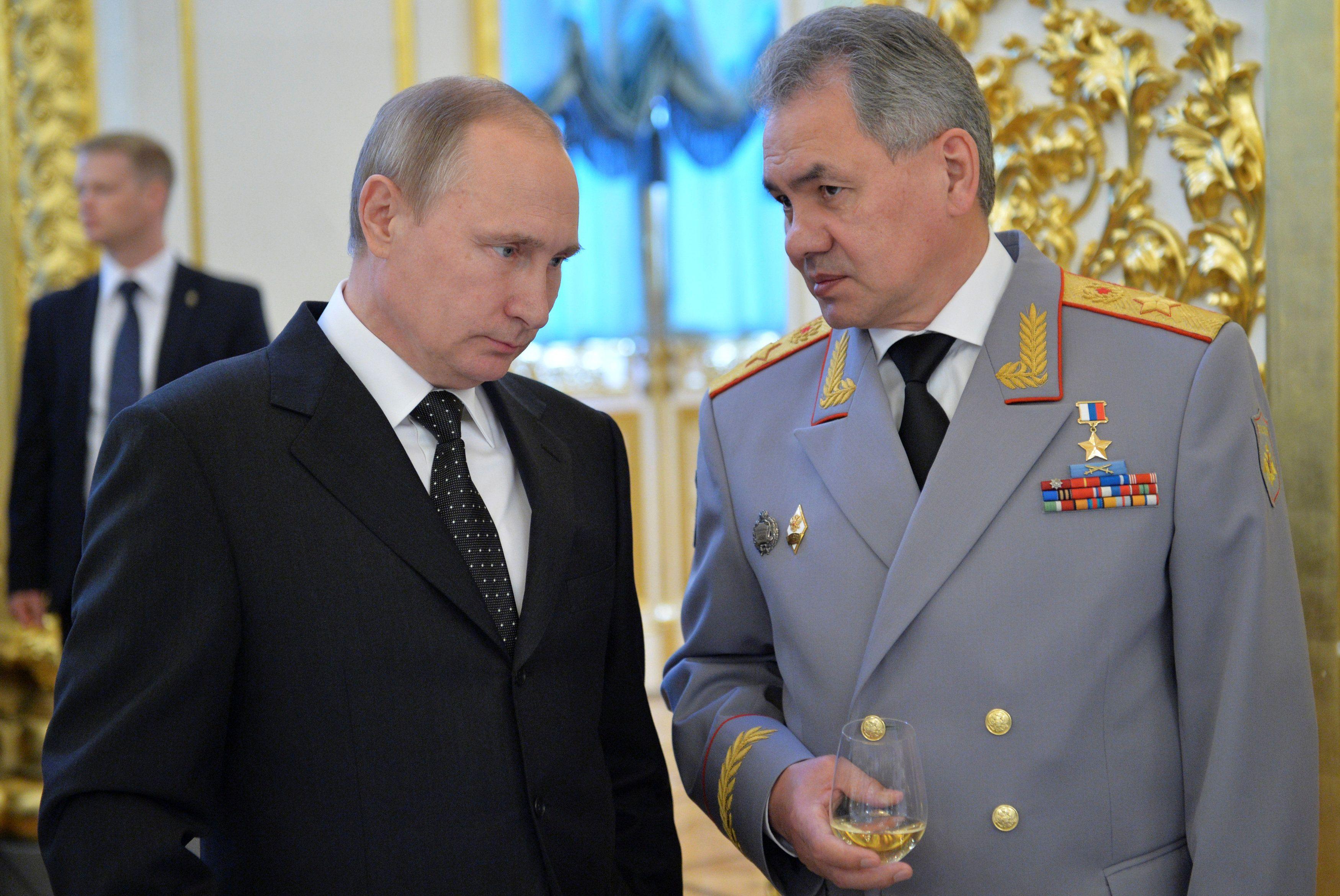 Путину создал