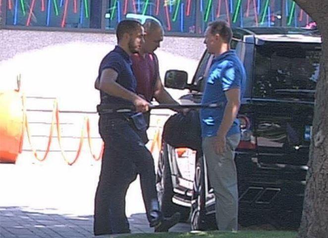 В Днипре титушки во главе с депутатом горсовета напали на коммунальщиков