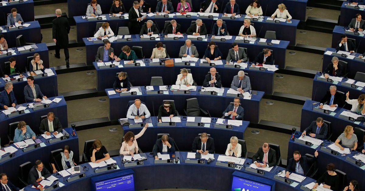 Европарламент, иллюстрация