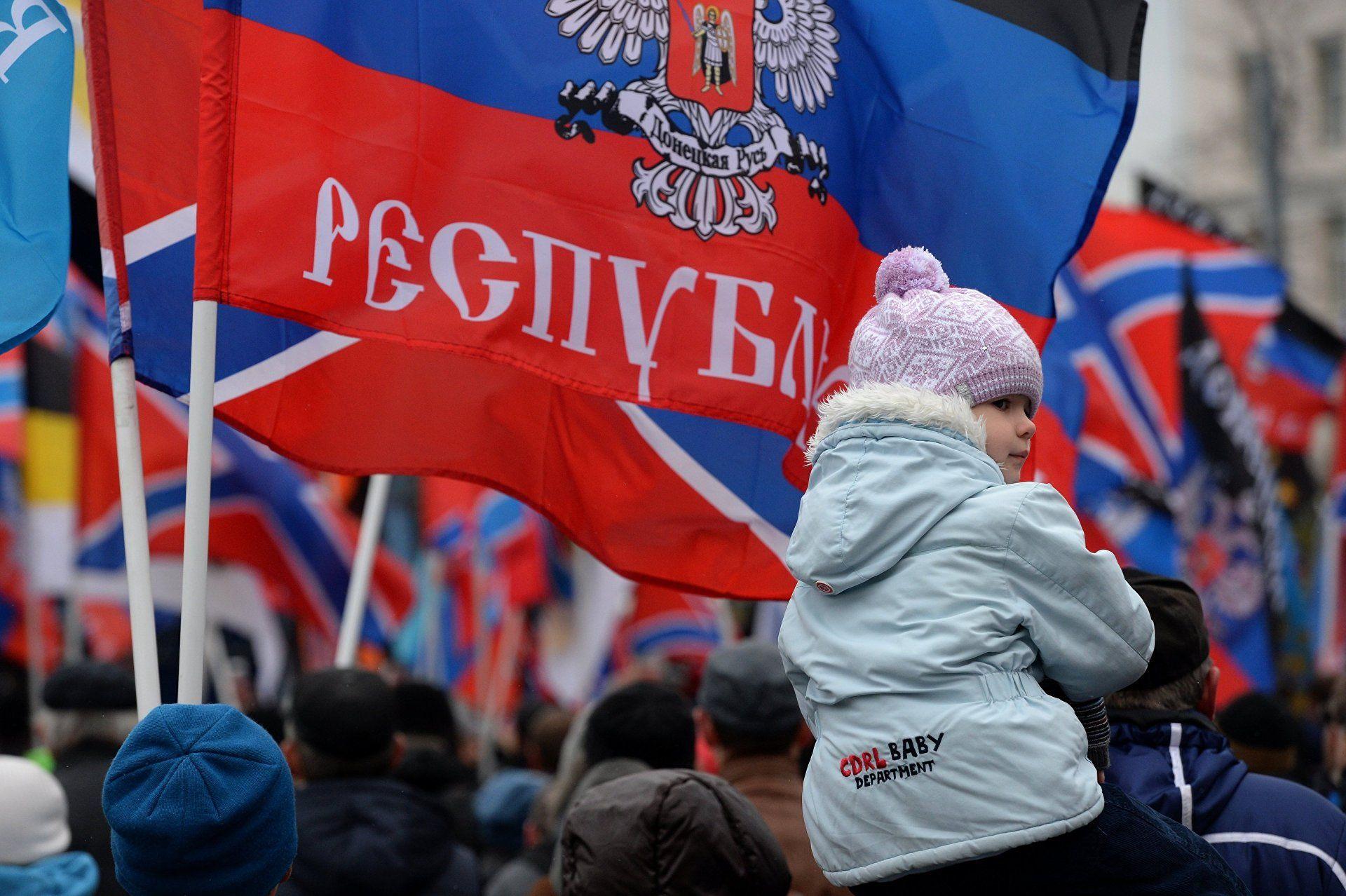 В Донецке ходят слухи, что война скоро закончится, сообщил местный житель - Донецк новости