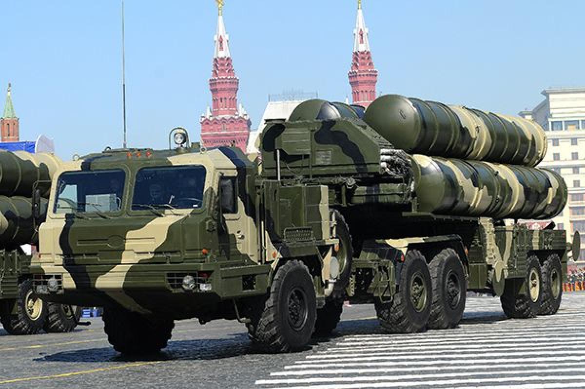 Россия разворачивает в Крыму комплексы С-400