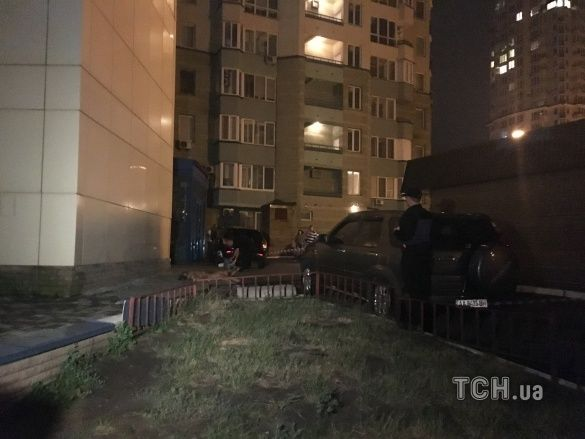 Людмирского похитили возле дома