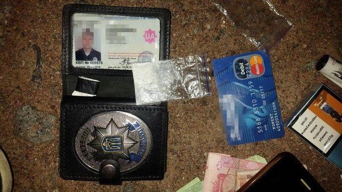 СБУ накрыла наркодилеров — майора и капрала полиции