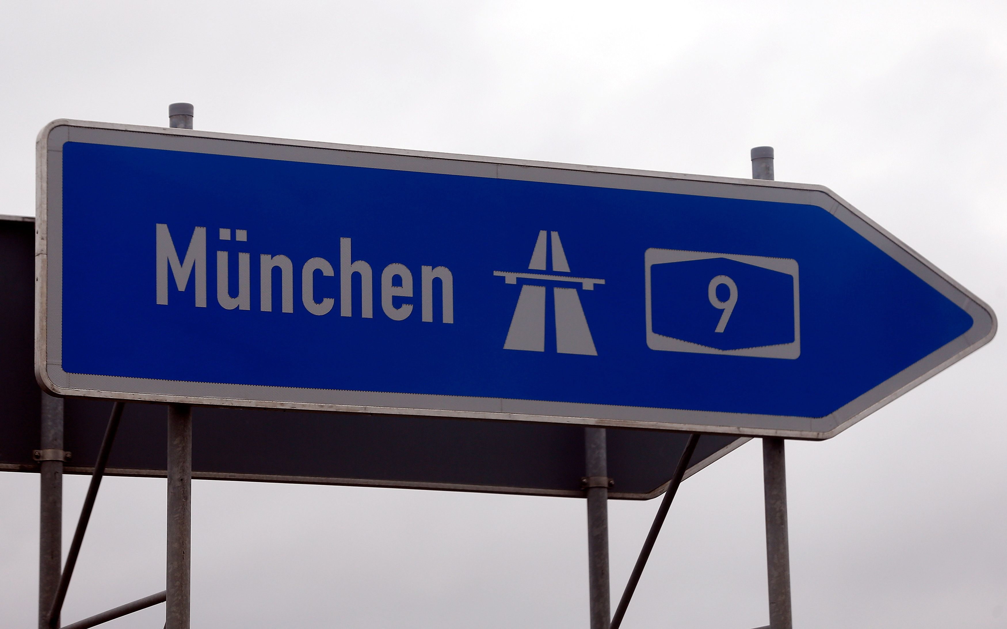 Мюнхен, указатель