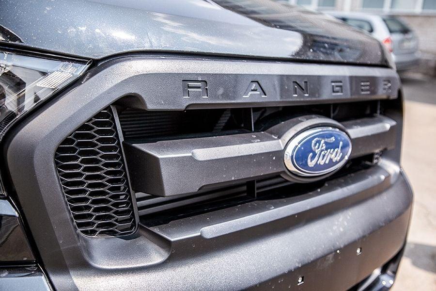 В России завод Ford останавливает производство