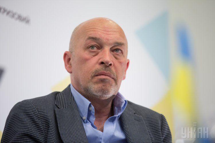 Российский лидер сейчас пытается делать вид царя-миротворца, сказал Георгий Тука