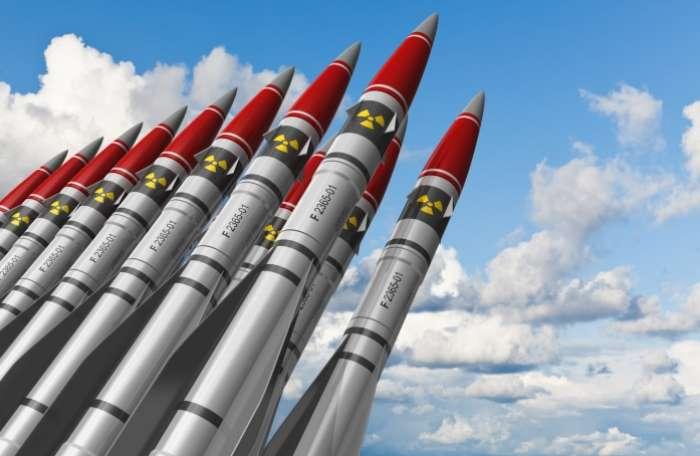 ядерный, Украина