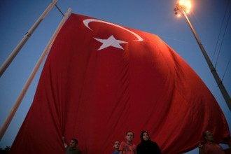 Туреччина, прапор