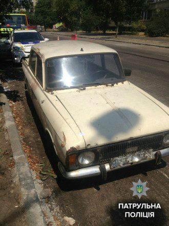В авто нашли РПГ, 35 гранат м патроны