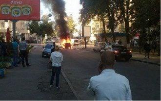 взрыв автомобиля Шеремета.