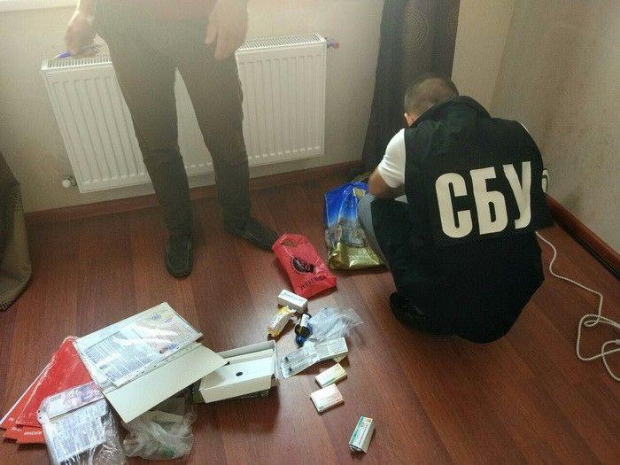 В Киеве СБУ накрыла сепаратиста