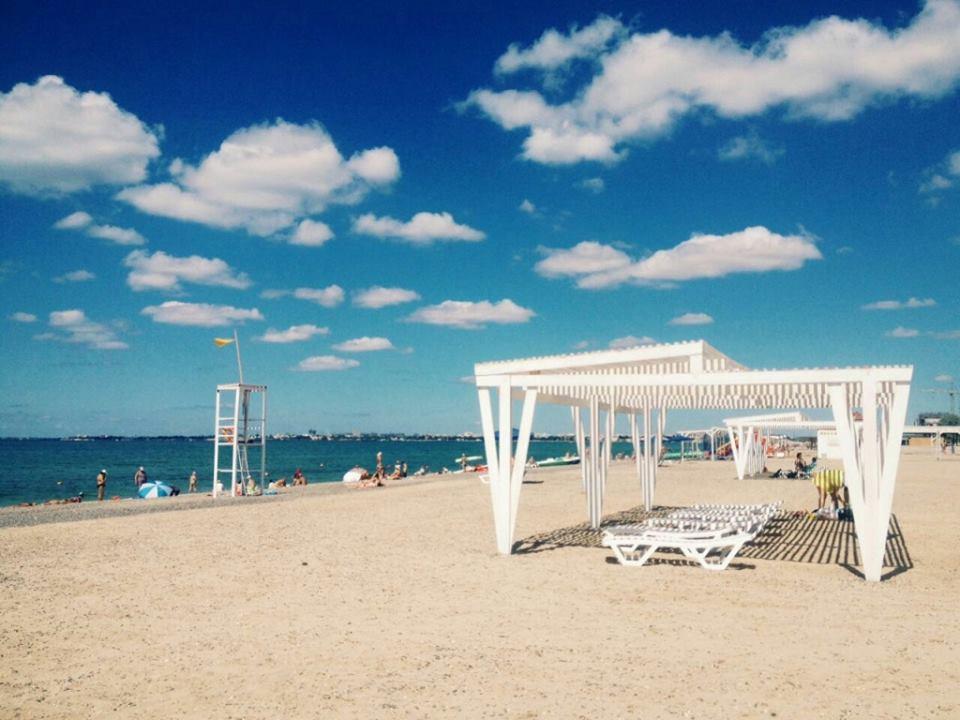 Крим, пляж, порожнеча