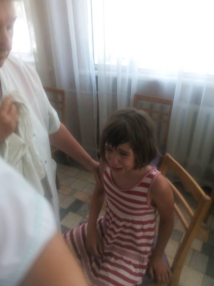 Персонал санатория привязал 8-летнюю Катю к стулу