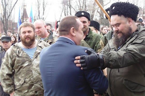 Игорь Плотницкий и