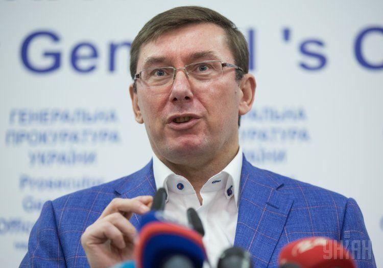 Луценко рассказал о разговоре с Сытником