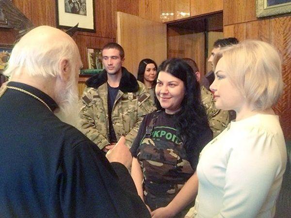 Гайдэ Ризаеву освободили из плена благодаря Оксане Билозир.