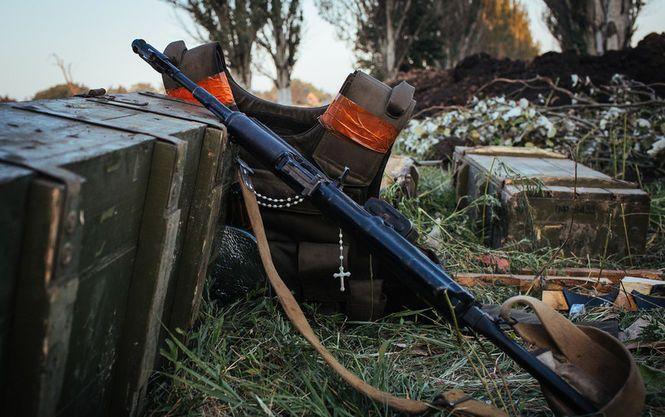 В зоне АТО погибли двое украинских военнослужащих
