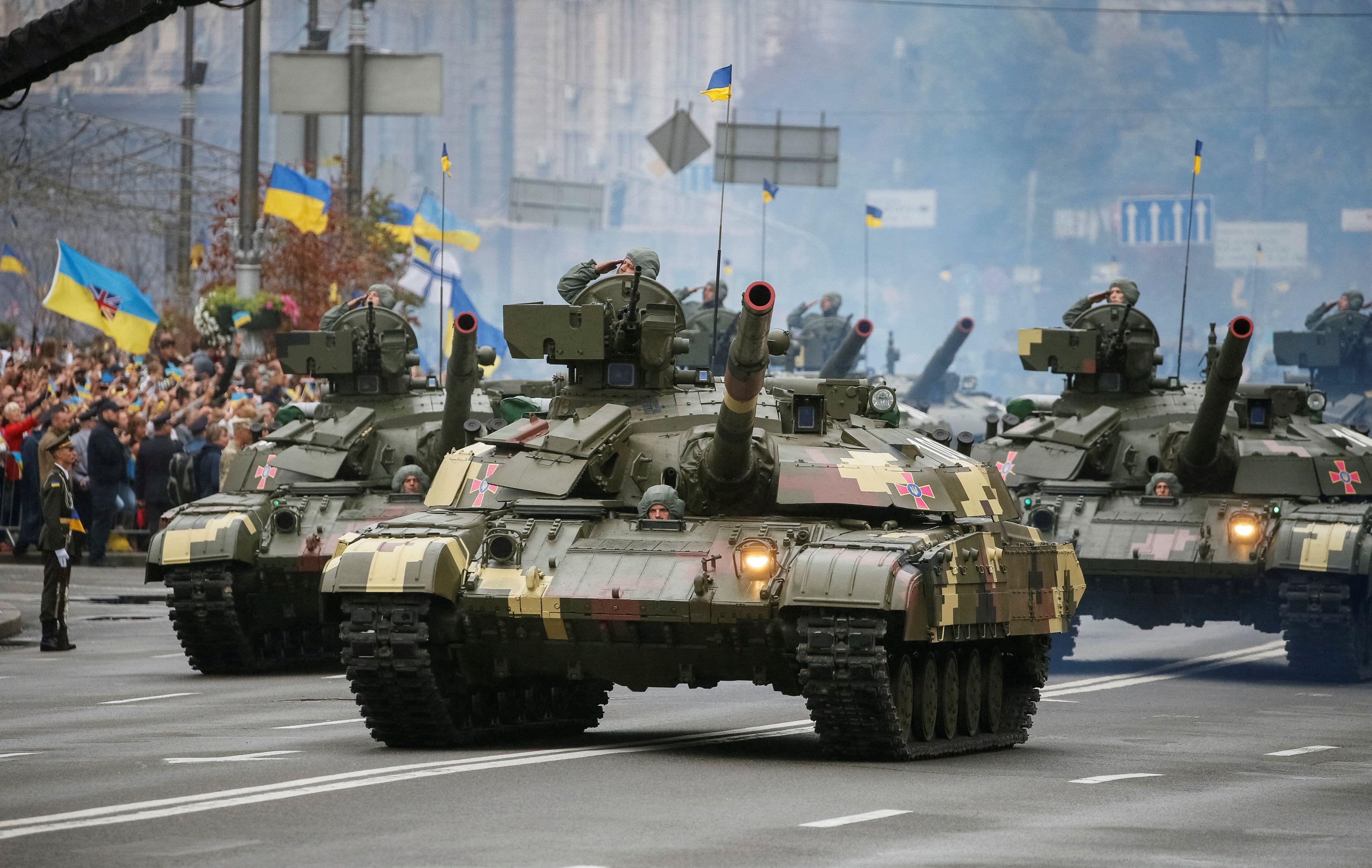 ВСУ — единственный гарант независимости Украины