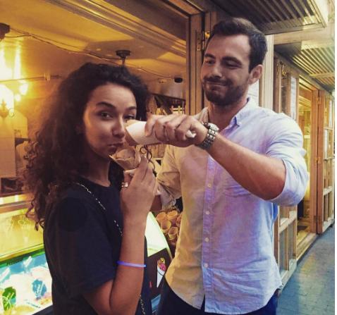 Анетти и Сергей Мельник
