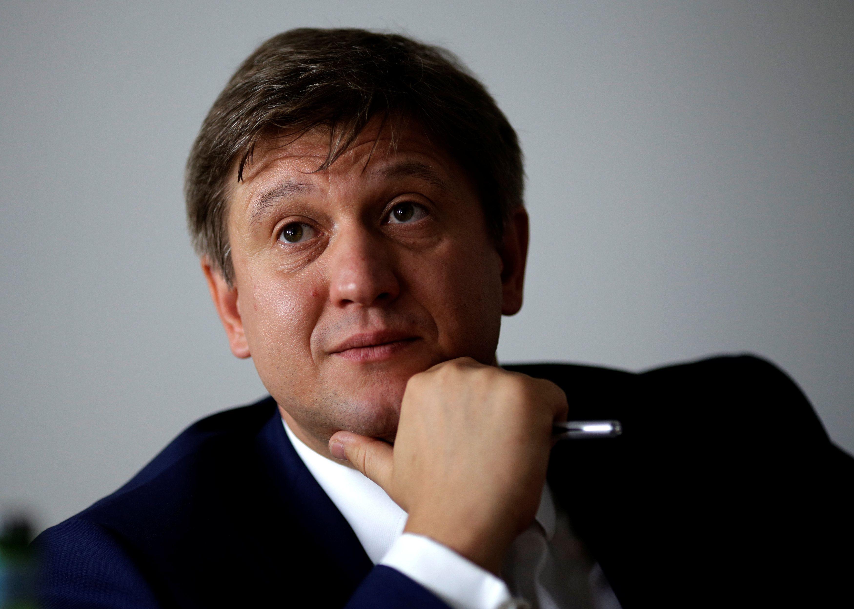 Александр Данилюк написал заявление об отставке с поста секретаря СНБО, сообщили у Владимира Зеленского - Данилюк РНБО