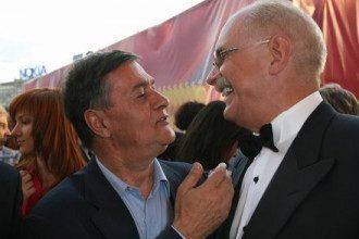 Роман Балаян и Никита Михалков