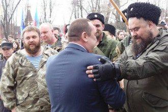 """""""Казаки"""" в ЛНР, иллюстрация"""