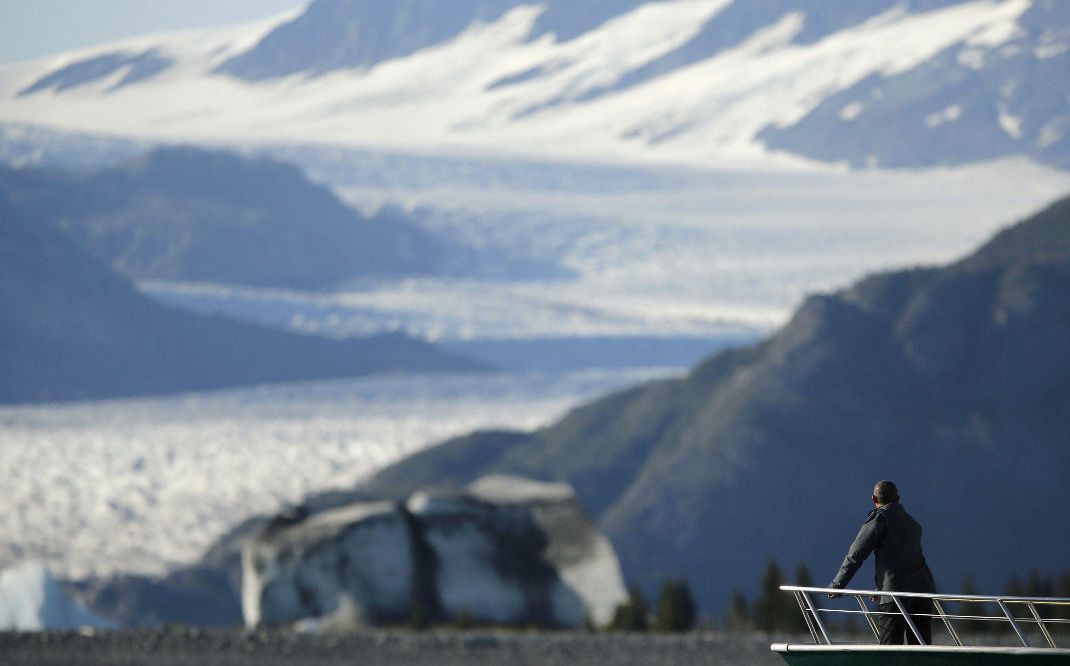 Аляска, иллюстрация