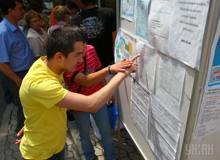 студенты, образование