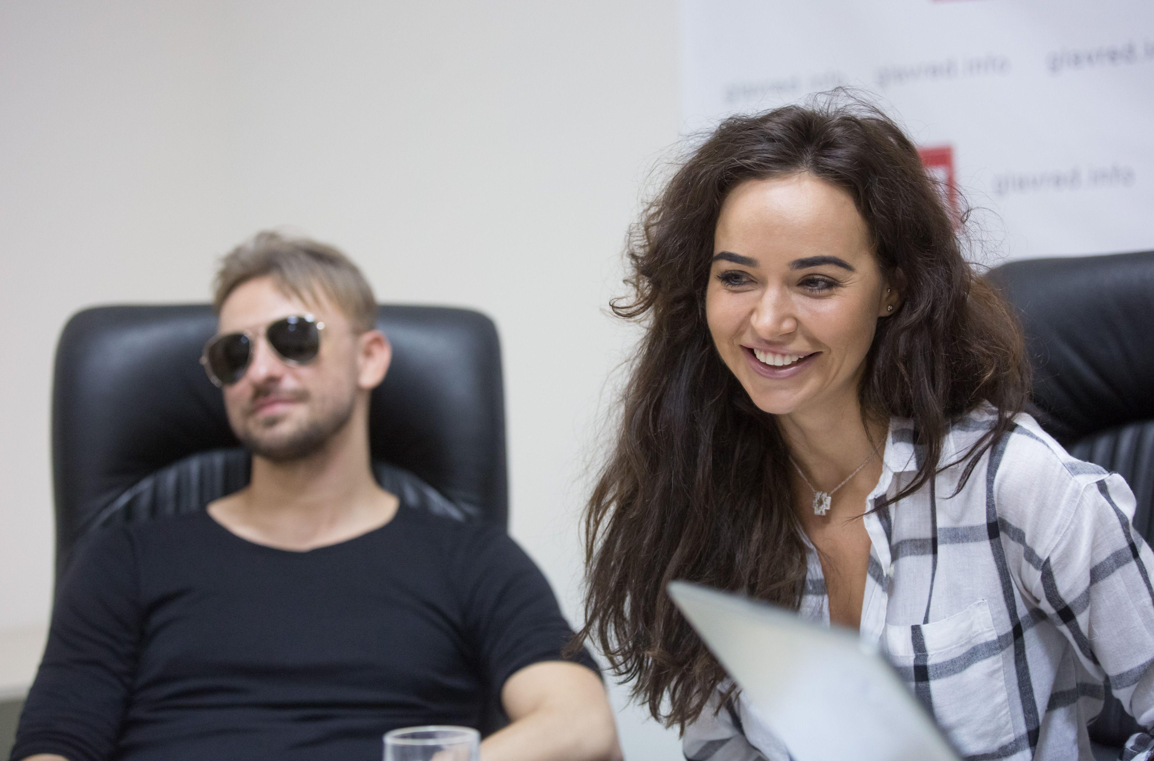 Маша Фокина и Артем Иванов