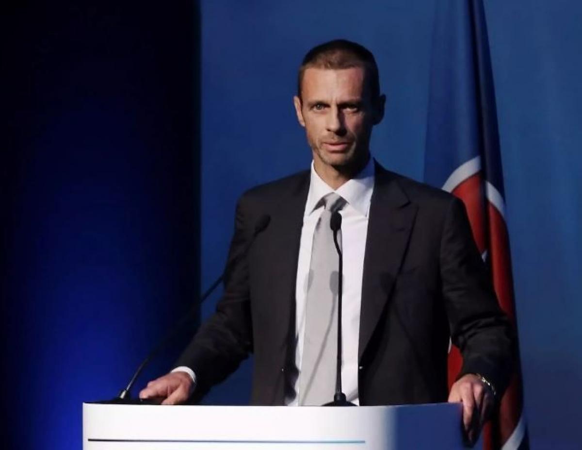 Глава УЕФА жестко высказался о финале ЛЧ