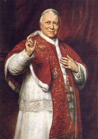 Папа Пия IX